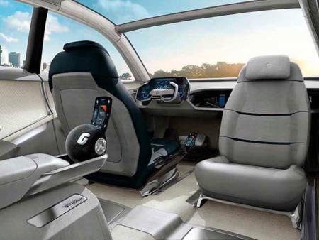 Adiós al síndrome de la clase turista: Audi y Technogym quieren que hagas ejercicio y te relajes en el coche