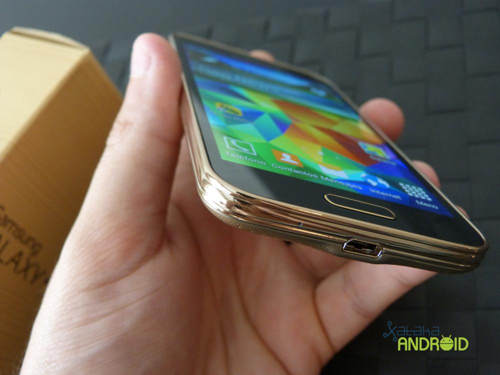 Foto de Samsung Galaxy S5 mini, diseño (9/19)