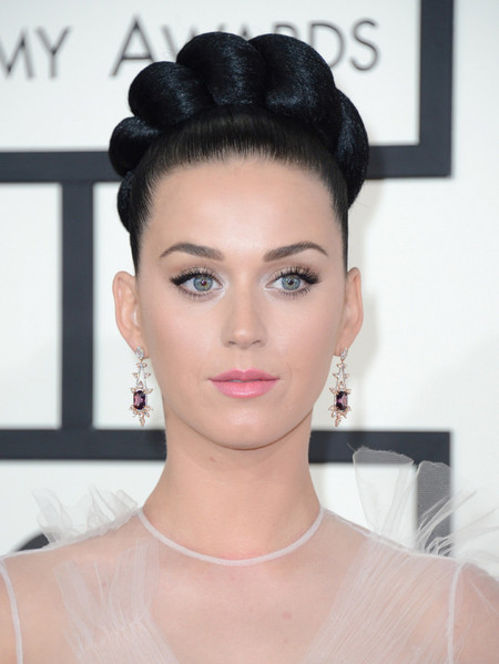 Katy Perry Maquillaje Grammys 2014