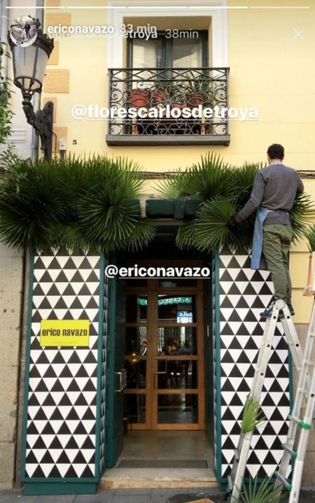 Decoracción 2018 Erico Navazo