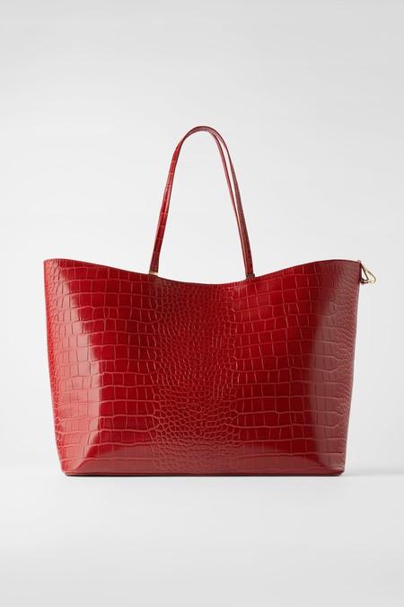 Bolso Shopper Zara 1