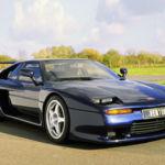 Así era Venturi y sus deportivos, cuando querían luchar contra Porsche y Ferrari
