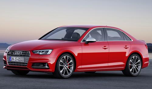 Audi S4 y S4 Avant 2016: más potencia y tecnología
