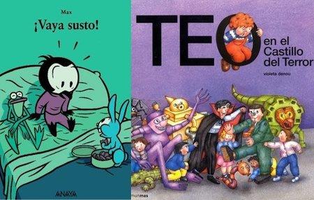 Especial Halloween: libros infantiles (II)