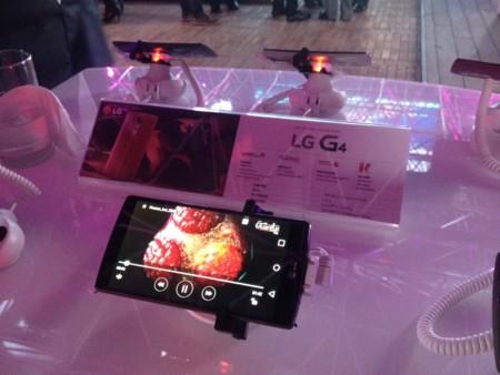 LG lanza en Colombia su nuevo buque insignia, el G4