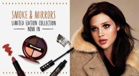 La nueva línea de maquillaje de Topshop es de edición limitada