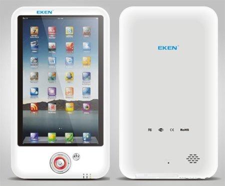 Eken M001, la tablet Android de 7 pulgadas y 100 dólares