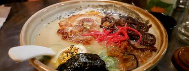 Chuka Ramen Bar o cómo un estadounidense ha acabado en Madrid cocinando las mejores sopas chinas de Japón