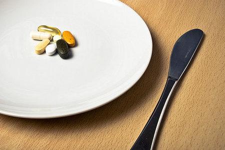 Suplementos dietéticos para perder peso