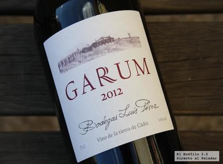 Un vino gaditano para todos los momentos: Garum