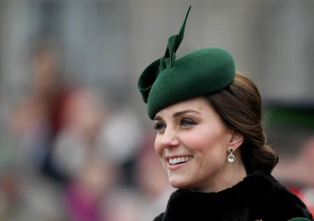 Kate Middleton celebra St Patrick's Day como debe ser: con un total look en tonos verde