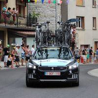 Alguien olvidó desconectar un radar, y de repente medio Tour de Francia se ganó una 'multa de tráfico'