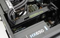 Hay un modelo de NVIDIA GeForce GTX 980 de referencia con enfriamiento líquido