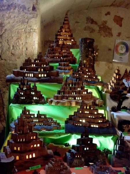 Mercado De Navidad Calle Bailen Bilbao