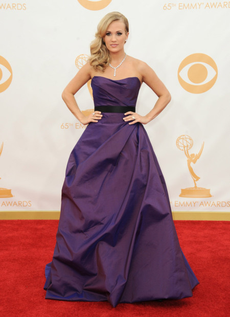 Carrie Underwood Emmy 2013