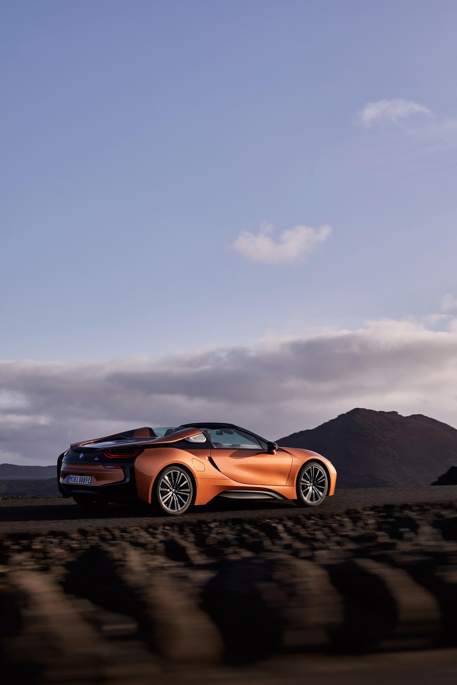 Foto de BMW i8 Roadster (8/22)