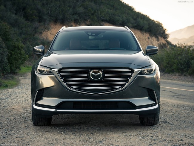 A prueba Mazda CX-9 Signature AWD, Business Class para toda la familia