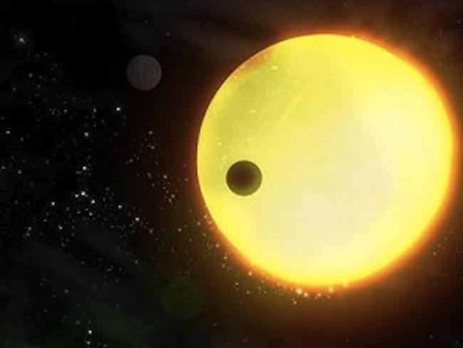 ¿Cómo podemos pesar una estrella si se encuentra a miles de millones de kilómetros de distancia?