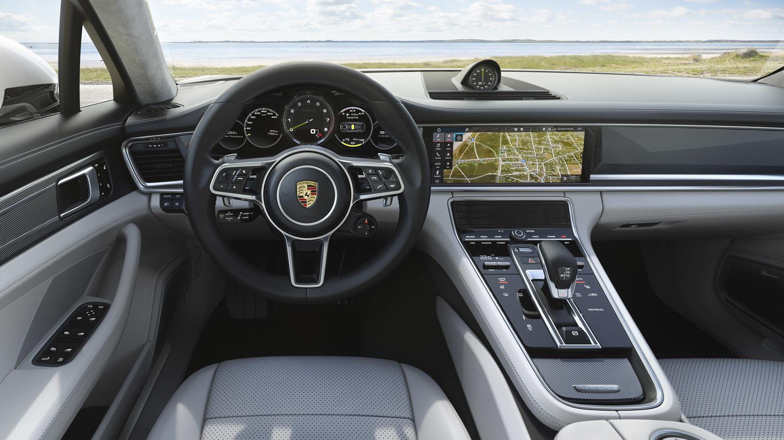 Foto de Porsche Panamera Sport Turismo, toma de contacto (42/75)