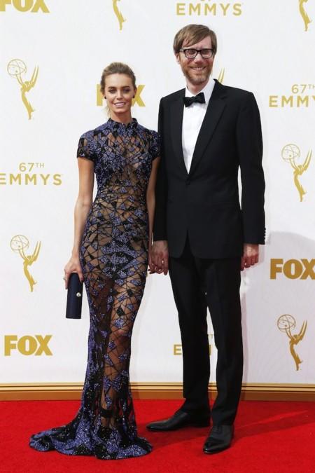 Christine Marzano Emmys 2015