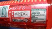 Mejoras en el etiquetado para identificar fácilmente el contenido de grasas, azúcares y sal