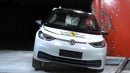 Volkswagen Id 3 Obtiene 5 Estrellas En Euro Ncap 1