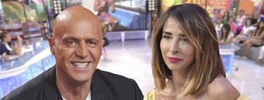 Kiko Matamoros y María Patiño en un pozo de reproches más oscuro que una escena de '50 sombras de Grey'