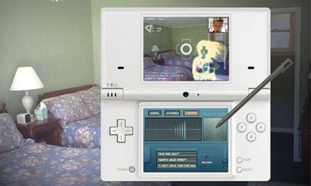 La realidad aumentada llega a Nintendo DSi gracias a 'Ghostwire'
