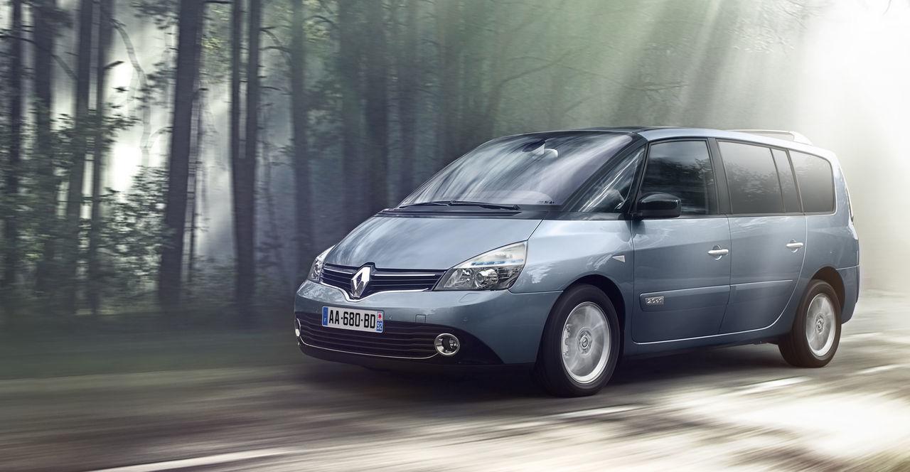 Foto de Renault Espace 2012 (6/13)
