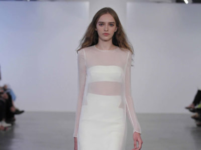 Calvin Klein Collection Resort 2013: más de lo mismo