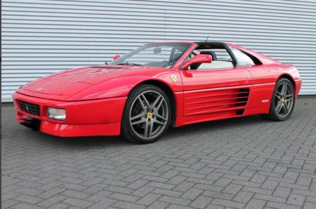 La subasta del año, 35 Ferrari listos para salir del almacén