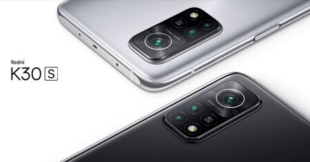 Xiaomi Redmi K30s: otra opción de gama alta a precio ajustado con 5G y 144 Hz
