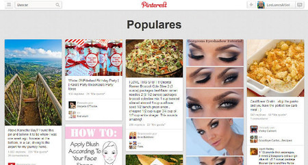 Llegan los anuncios a Pinterest
