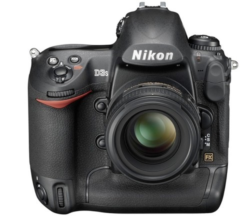NikonD3s,yaesoficial
