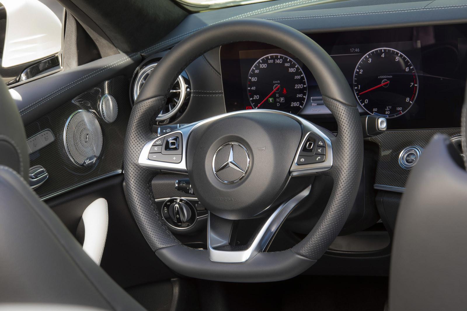 Foto de Mercedes-Benz Clase E Cabrio, toma de contacto (107/156)