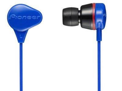 Pioneer SE-CL331, auriculares de usar y lavar