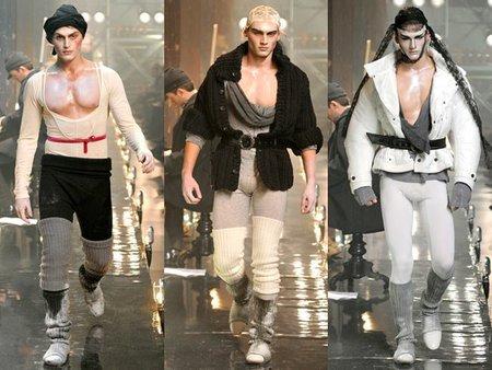 John Galliano, Otoño-Invierno 2011/2012 en la Semana de la Moda de París