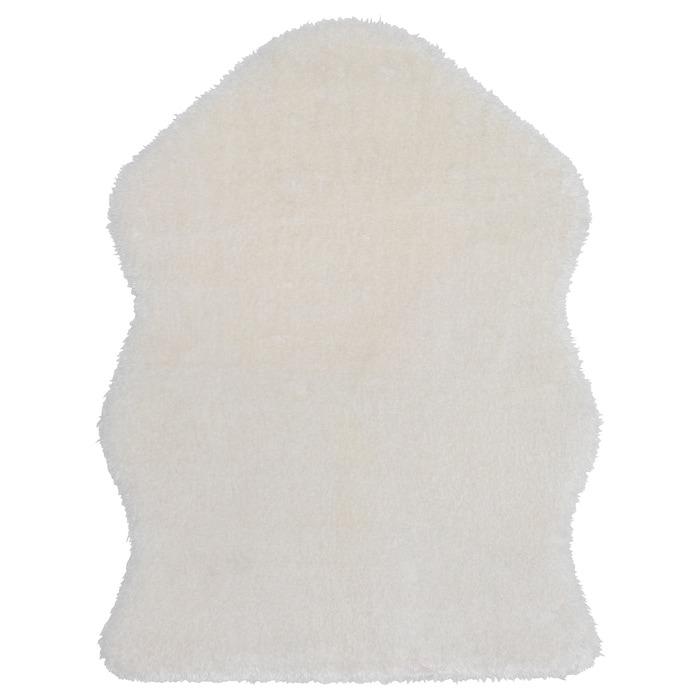 TOFTLUND Alfombra, blanco55x85 cm