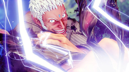 Street Fighter V muestra a Urien en video y en imágenes