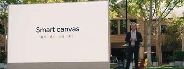 Google lanza Smart Canvas, un nuevo producto de trabajo colaborativo de Workspace: cronogramas, lista de tareas e integración de Meet en Docs