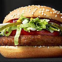Una hamburguesa vegana: la nueva apuesta de McDonald's
