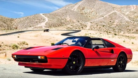Ferrari 308 Gts Electric Gt
