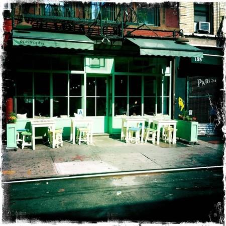 Si te pierdes por Nueva York sigue el olor de Epistrophy Café
