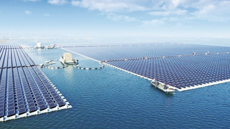 Sungrow World Largest Floating Pv Power Plant 40mw 2017 750 422 80 S