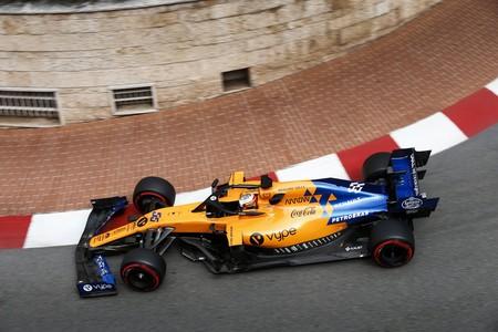 Sainz Monaco Formula 1 2019 6