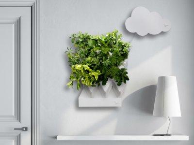 Con este nuevo invento podrás disfrutar de un jardín particular (aunque no tengas patio ni mucho espacio)