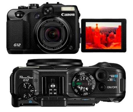 Canon PowerShot G12, la pequeña que quiere ser grande