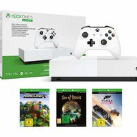 Black Friday 2019: Xbox One S Digital con 3 juegos por 129 euros en Amazon y Microsoft, casi a mitad de precio