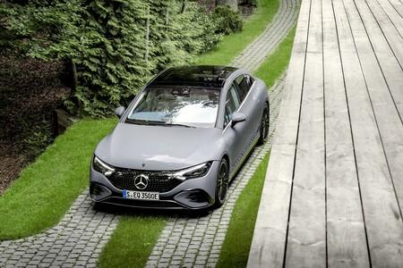Mercedes Benz Eqe 2022 020