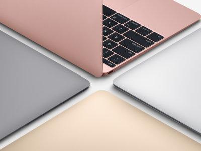Nuevos modelos de MacBook: más potencia, más colores y mayor batería pero misma cámara FaceTime